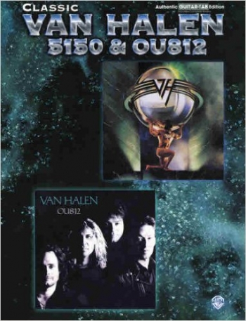 Van Halen: 5150 and Ou812: Guitar Tab