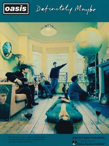 Oasis: Definitely Maybe: Guitar Tab
