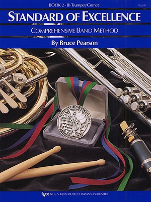 Standard Of Excellence:Comprehensive Band Method Book 2 Trumpet