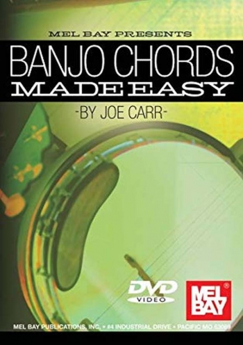Banjo Chords Made Easy: DVD