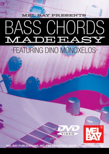 Bass Chords Made Easy (Featuring Dino Monoxelos): DVD