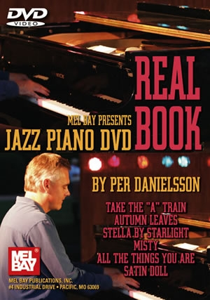 Real Book: Jazz Piano: DVD   By Per Danielsson