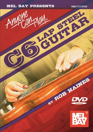 Anyone Can Play: C6 Lap Steel Guitar