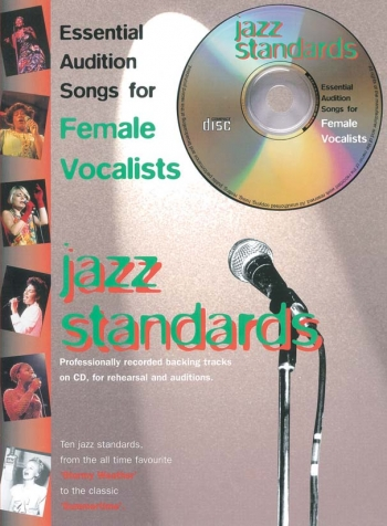 Essential Audition Songs For Female Vocalists Jazz