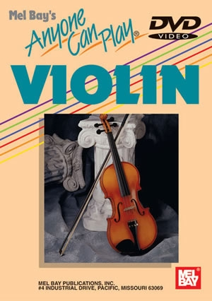 Anyone Can Play Violin: DVD
