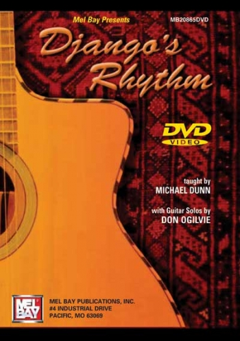Djangos Rhythm:  DVD Taught By Michael Dunn
