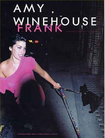 Amy Winehouse: Frank: Piano Vocal Guitar