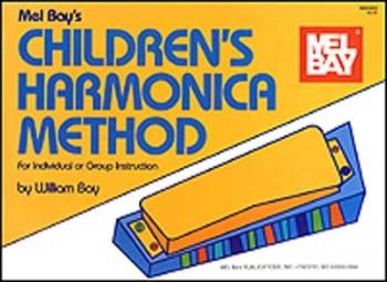 Mel Bays Childrens Harmonica Method