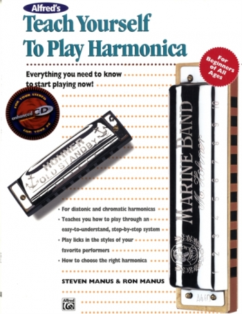 Teach Yourself To Play Harmonica: Book & CD