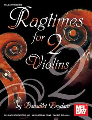 Ragtimes For 2 Violins: Violin Duet