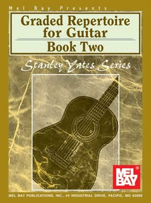 Graded Repertoire: Vol 2: Guitar