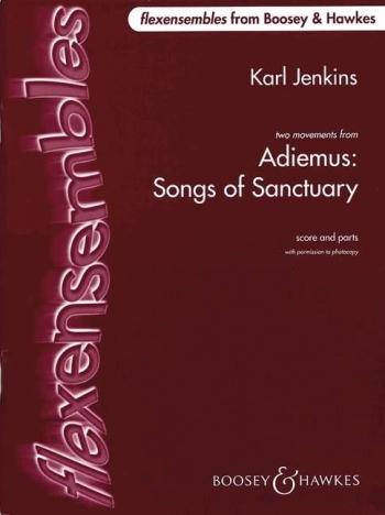 Jenkins: Adiemus: Songs Of Sanctuary: Flexible Ensemble: Score  & Parts