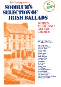 Soodlums Selection Of Irish Ballads: 3