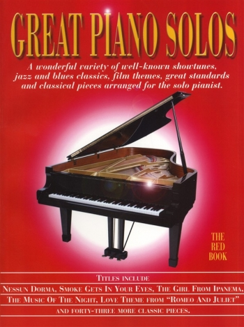 Great Piano Solos: Piano
