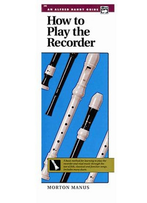 How To Play The Descant Recorder