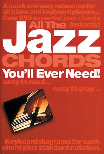 All The Jazz Chords Youll Ever Need: Piano