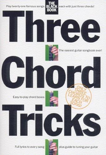 3 Chord Tricks: Guitar: Black Book