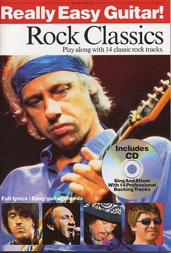 Really Easy Guitar Rock Classics: Guitar