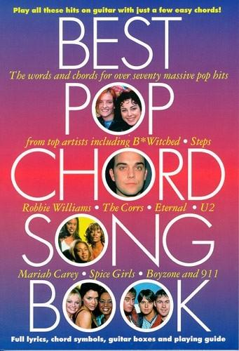 Best Pop Chord Songbook: Guitar