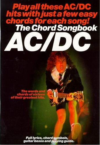AC/DC: Chord Songbook