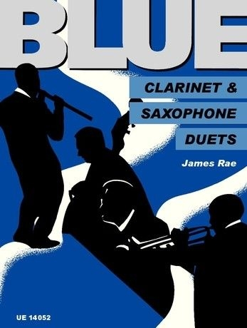 Blue Clarinet and Saxophone Duets: Woodwind: Ensemble (rae)