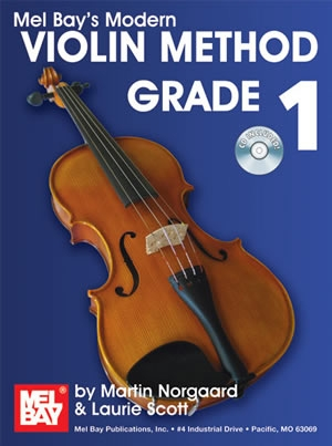 Mel Bay: Modern Violin  Method: Book 1