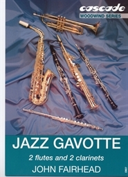 Jazz Gavotte: Woodwind: Ensemble
