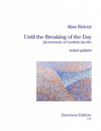 Until The Breaking Of The Day: Woodwind: Ensemble