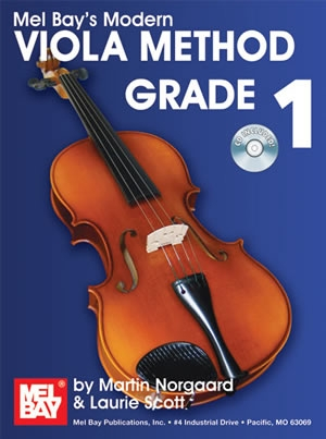 Modern Viola Method: Vol.1