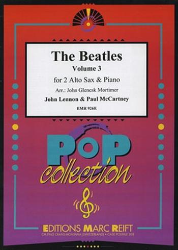 Beatles Alto Saxophone Duets: Book 3