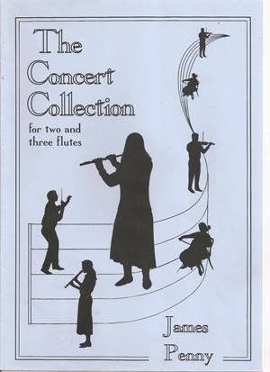 Concert Collection: Flute Trio