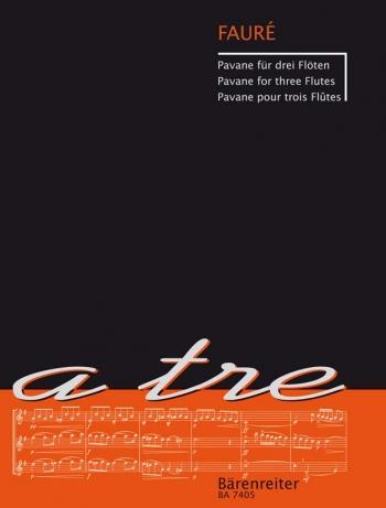 Pavane For 3 Flutes