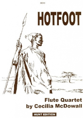 Hotfoot: Flute Quartet