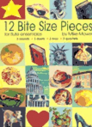 Twelve Bite Size Pieces: Flutes