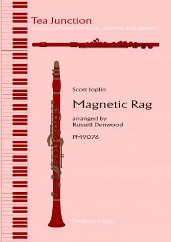 Scott Joplin: Magnetic Rag: Flute and Clarinet: Trios