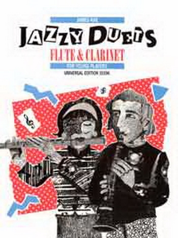 Jazzy Duets: Flute And Clarinet
