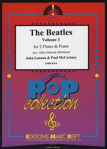 Beatles: Flute Duet: Vol 3: 2 Flutes & Piano (lennon & Mccartney)