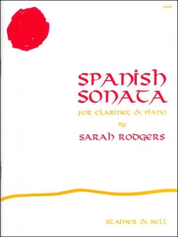 Spanish Sonata: Clarinet & Piano