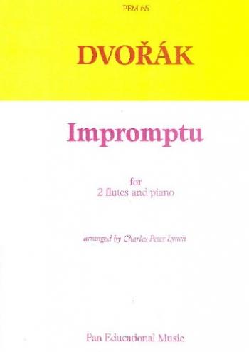 Impromptu: Flute Duet: 2 Flutes & Piano