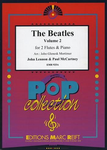 Beatles: Flute Duet: Vol 2: 2 Flutes & Piano (lennon & Mccartney)