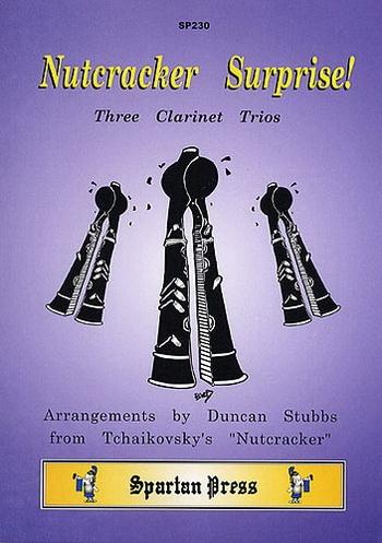 Nutcracker Surprise: Clarinet