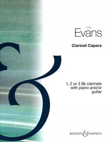 Clarinet Capers ; Clarinet: Trio