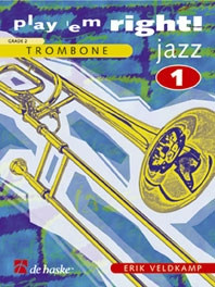 Play Em Right Jazz: 1: Trombone
