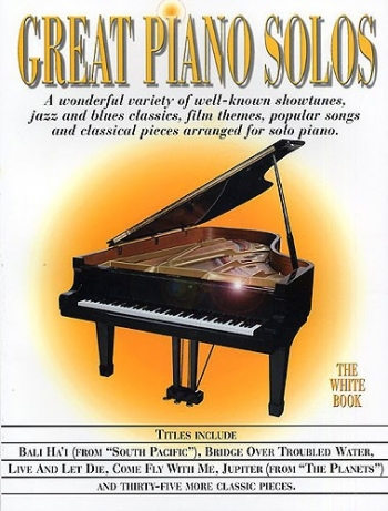 Great Piano Solos: The White Book