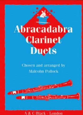 Abracadabra Clarinet Duets (A & C Black)
