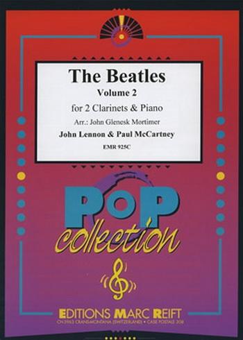 Beatles: Clarinet: Duet: Vol 2: 2 Clarinets & Piano