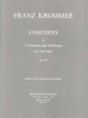 Concerto Op3: Clarinet Duet