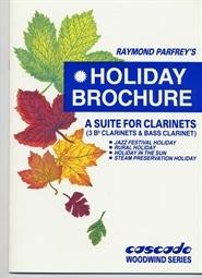 Holiday Brochure: Clarinet Quartet