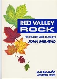 Red Valley Rock: Clarinet Quartet