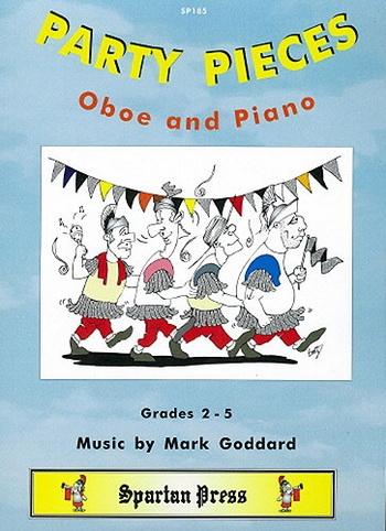 Party Pieces: Oboe & Piano (Spartan)